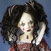 handmade. Livemaster - original item Author`s doll Pierrette. Handmade.