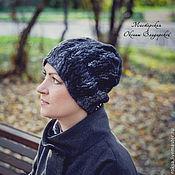 Аксессуары handmade. Livemaster - original item Felt winter hat