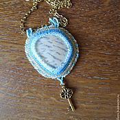 Украшения ручной работы. Ярмарка Мастеров - ручная работа Ключ от Иерусалима. Handmade.