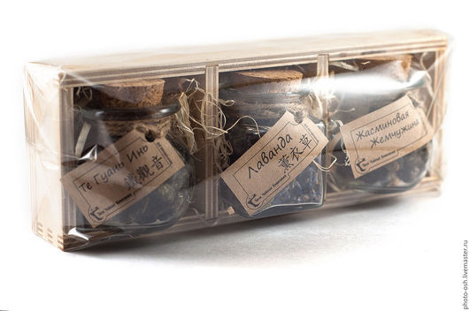 Персональные подарки ручной работы. Ярмарка Мастеров - ручная работа. Купить Набор для любителей чая. Handmade. Бежевый, миниатюрный