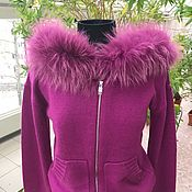 Одежда handmade. Livemaster - original item Cashmere suit, warm suit!. Handmade.