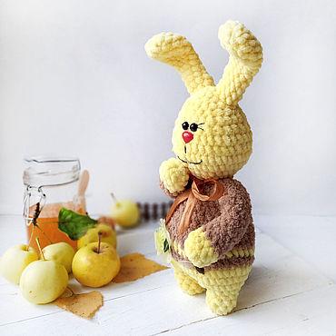 Dolls & toys handmade. Livemaster - original item Plush toy