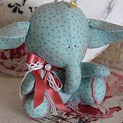 Куклы и игрушки ручной работы. Ярмарка Мастеров - ручная работа Слоняша маленький прынц). Handmade.