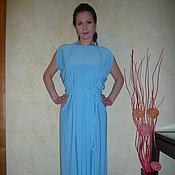 """Одежда ручной работы. Ярмарка Мастеров - ручная работа Платье """"И снова Крит..."""". Handmade."""