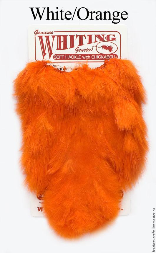 Другие виды рукоделия ручной работы. Ярмарка Мастеров - ручная работа. Купить Перья Spey Breast Pelt with Chickabou (61803251). Handmade.