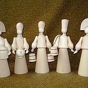 Материалы для творчества ручной работы. Ярмарка Мастеров - ручная работа Девы большие. Handmade.