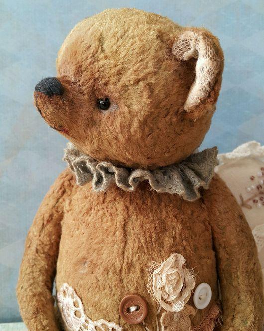 Мишки Тедди ручной работы. Ярмарка Мастеров - ручная работа. Купить Пух. Handmade. Мишка тедди, ручная работа, шплинты