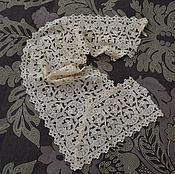 Винтаж ручной работы. Ярмарка Мастеров - ручная работа Кружевной фрагмент. Handmade.