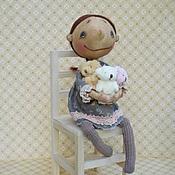 Куклы и игрушки ручной работы. Ярмарка Мастеров - ручная работа Маша и медведи. Handmade.