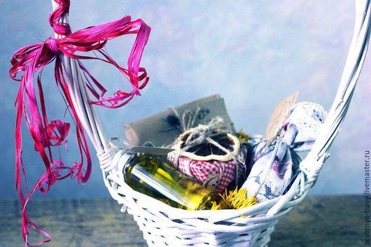 """Подарочные наборы косметики ручной работы. Ярмарка Мастеров - ручная работа. Купить Подарочный набор косметики """"Оттенки нежности - розовый"""". Handmade."""