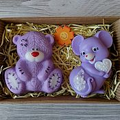 Косметика ручной работы handmade. Livemaster - original item The soap set for kids 2. Handmade.