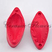 Материалы для творчества handmade. Livemaster - original item Silicone mold(Weiner) petal of Cymbidium. Handmade.