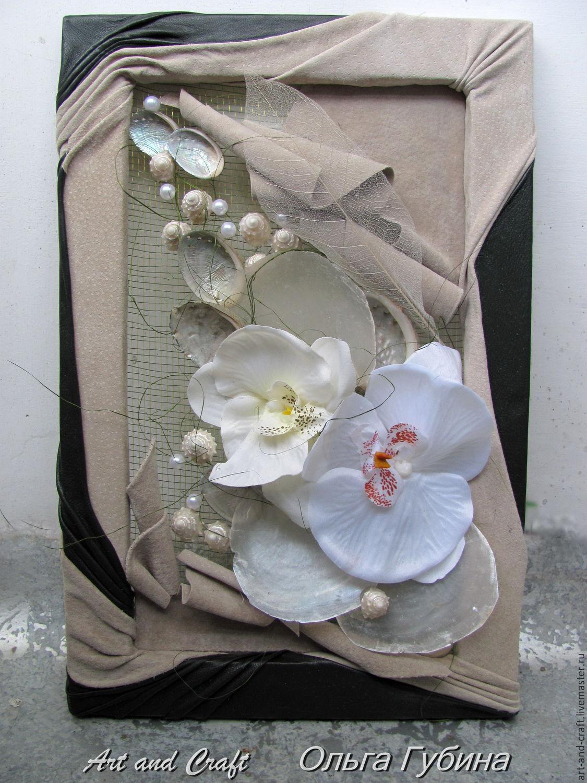 """Интерьерная работа """"Белая орхидея"""", Композиции, Севастополь,  Фото №1"""