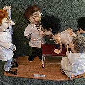 Куклы и игрушки ручной работы. Ярмарка Мастеров - ручная работа Диспансеризация. Рациональный подход. Handmade.