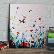 Картины и панно handmade. Livemaster - original item Spring day. Handmade.