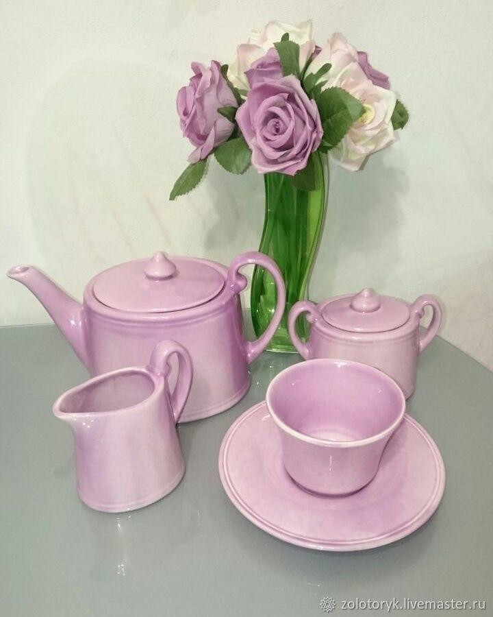 Ware 'Provence', Mugs and cups, Bobrov,  Фото №1