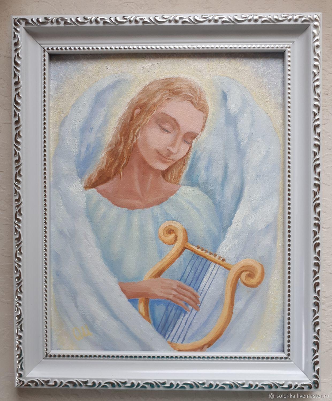 Картина Ангел музыки, Картины, Пермь, Фото №1