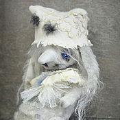 Куклы и игрушки ручной работы. Ярмарка Мастеров - ручная работа Нокл Пьеро. Handmade.