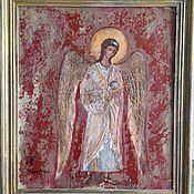 """Картины и панно ручной работы. Ярмарка Мастеров - ручная работа Авторская картина """" ангел хранитель"""". Handmade."""