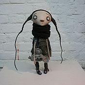 Куклы и игрушки ручной работы. Ярмарка Мастеров - ручная работа Монстрокуколка. Handmade.