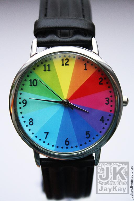 "Часы ручной работы. Ярмарка Мастеров - ручная работа. Купить Часы наручные JK ""круг Итенна"". Handmade. Часы"