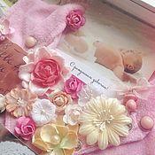 Для дома и интерьера handmade. Livemaster - original item Children`s photo collage. Handmade.