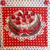 Для дома и интерьера ручной работы. Ярмарка Мастеров - ручная работа Фартуки для кухни. Handmade.