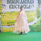 Одежда ручной работы. Ярмарка Мастеров - ручная работа Розовое облако - подвенечный наряд. Handmade.