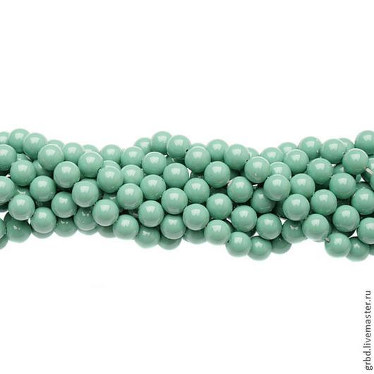 Для украшений ручной работы. Ярмарка Мастеров - ручная работа. Купить Жемчуг Сваровски 6 мм 5810 Jade (6-715). Handmade.