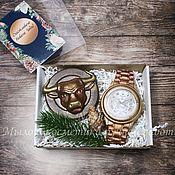 Сувениры и подарки handmade. Livemaster - original item handmade soap gift set