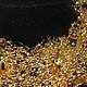 """Колье, бусы ручной работы. Ярмарка Мастеров - ручная работа. Купить Воздушное колье из бисера """" Золотые  пески"""". Handmade."""