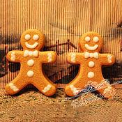"""Подарки к праздникам handmade. Livemaster - original item Сувенир ручная работа """"Пряня"""" шрек подарок пряник. Handmade."""