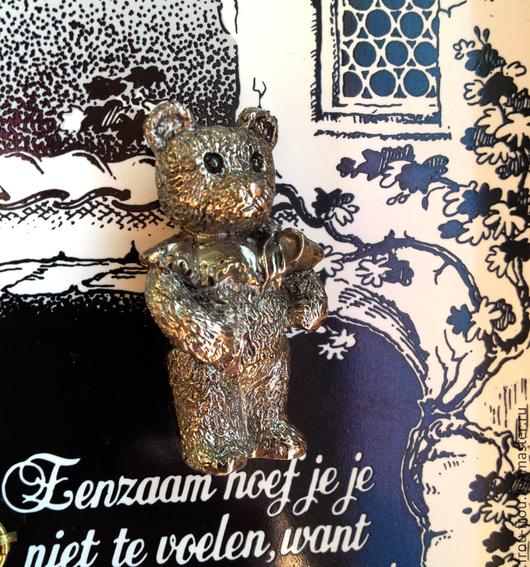 Винтажные куклы и игрушки. Ярмарка Мастеров - ручная работа. Купить Коллекционный Медвежонок. Голландия.. Мишутка. Тедди. Handmade. Мишка