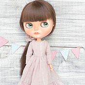 Куклы и игрушки ручной работы. Ярмарка Мастеров - ручная работа Платье для Блайз (Blythe). Handmade.