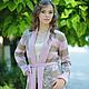 Кофты и свитера ручной работы. Petale de rose. Stela Style. Ярмарка Мастеров. Розовый цветок, хорошее настроение