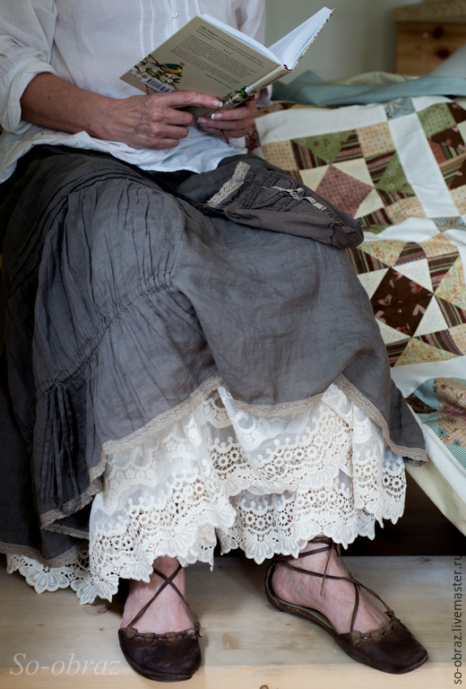 Панталончики под юбку