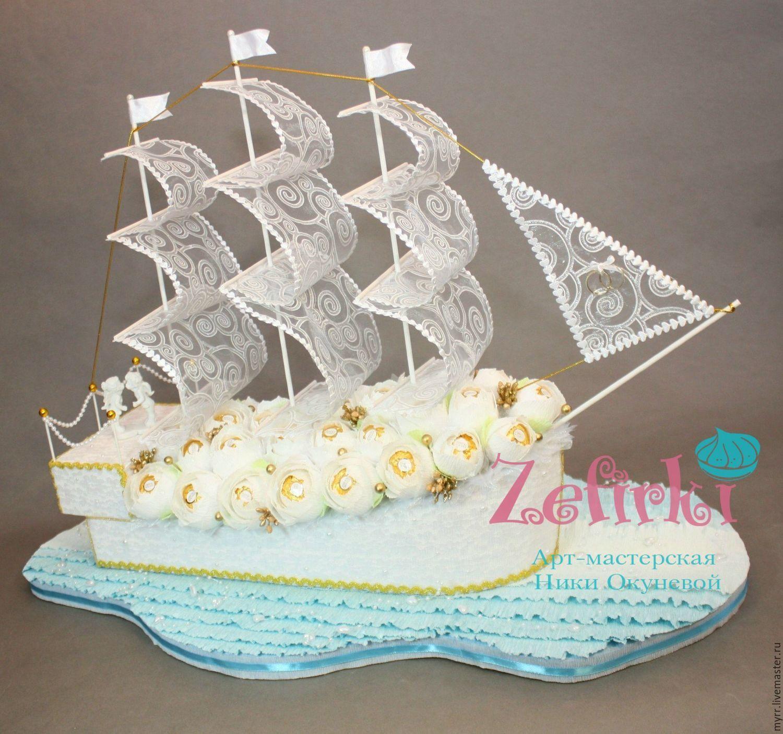 Подарки на свадьбу своими руками корабль фото 191