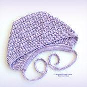 Работы для детей, handmade. Livemaster - original item The cap
