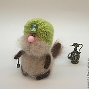 Куклы и игрушки ручной работы. Ярмарка Мастеров - ручная работа Сиамский кот Султан. Handmade.