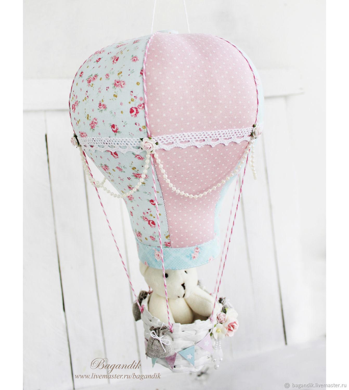 Воздушный шар для девочки, Элементы интерьера, Волгоград,  Фото №1