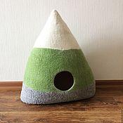 Для домашних животных, ручной работы. Ярмарка Мастеров - ручная работа Кошкин дом Гора. Handmade.