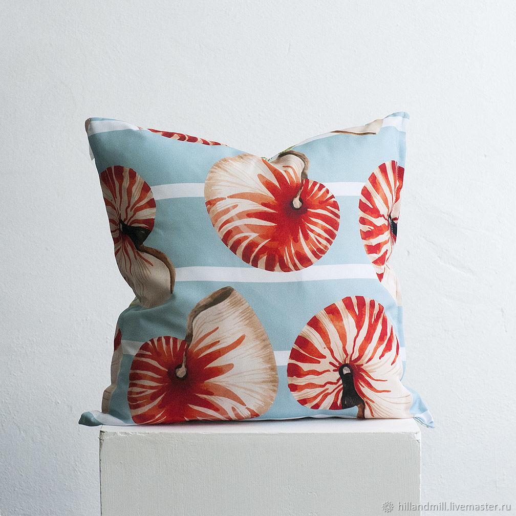 Pillow ' Nautilus', Pillow, Vyazniki,  Фото №1