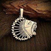 Фен-шуй и эзотерика handmade. Livemaster - original item Scythian lion amulet talisman amulet made of metal. Handmade.