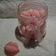 Бомбы для ванны ручной работы. Ярмарка Мастеров - ручная работа. Купить Мини бомбочки для ванн Сердечный поцелуй. Handmade.
