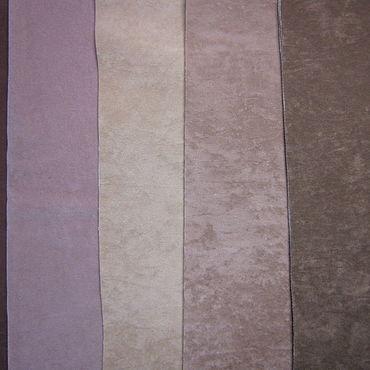 Materials for creativity handmade. Livemaster - original item Set for creativity. Velour 5 kinds. Handmade.