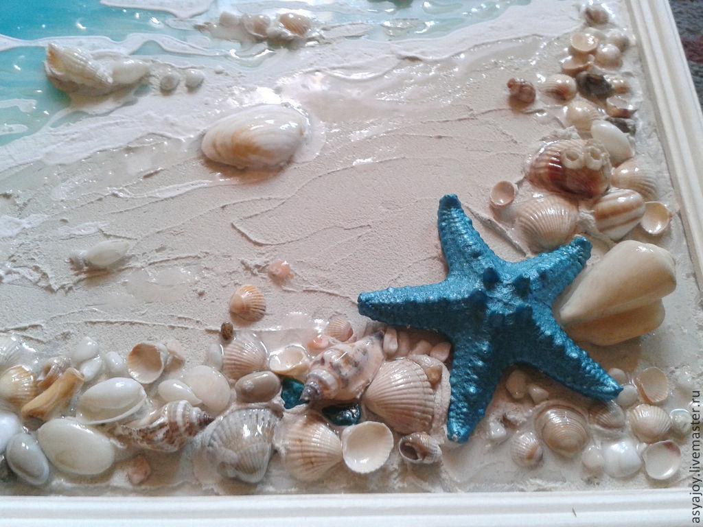 Морское панно своими руками фото 587