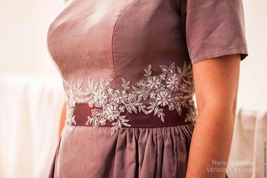 Платья ручной работы. Ярмарка Мастеров - ручная работа. Купить Вечернее платье. Handmade. Свадебное платье, свадебное платье длинное