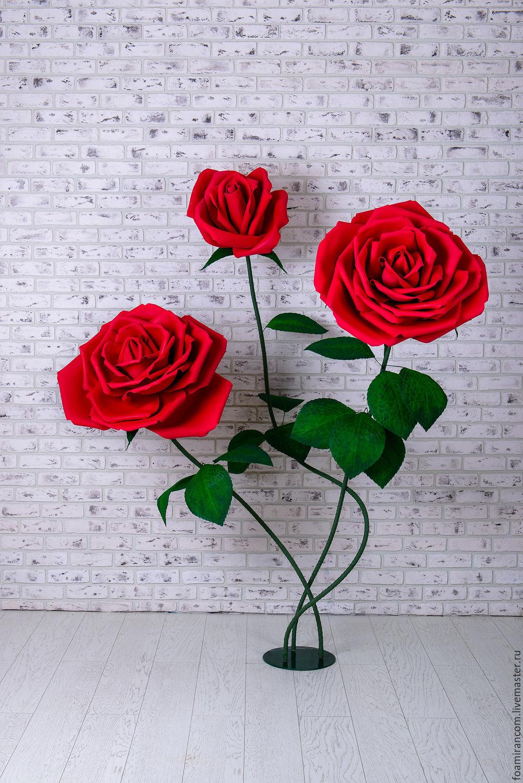 Ростовые цветы цена