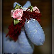 Куклы и игрушки ручной работы. Ярмарка Мастеров - ручная работа Романтическая Лошадка.. Handmade.