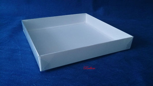 Упаковка ручной работы. Ярмарка Мастеров - ручная работа. Купить Коробка с прозрачной крышкой М3.. Handmade. Коробка, упаковка для подарка